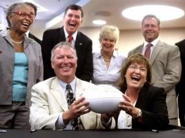 mayors wasting money on citrus bowl
