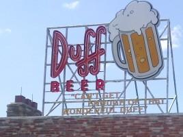 Duff beer 1