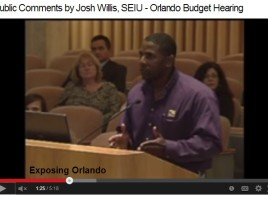 Josh Willis City Hall budget hearing 1