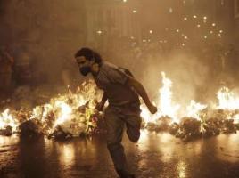 brazil clash al jazeera