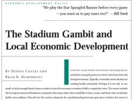 stadium gambit