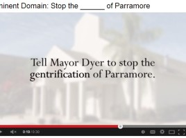 stop the blank of parramore 1