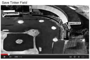 Save Tinker Field youtube