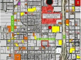 Fight Back Coalition released a detailed ground contamination map for the square-mile Parramore neighborhood based on official records from the City.
