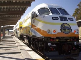 sunrail train