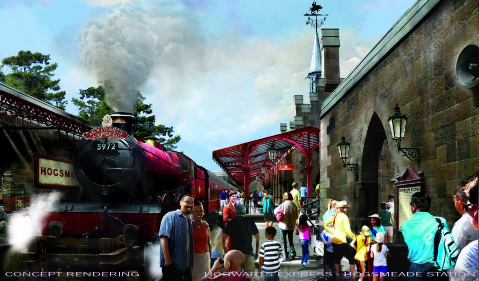 Hogwarts Express 2