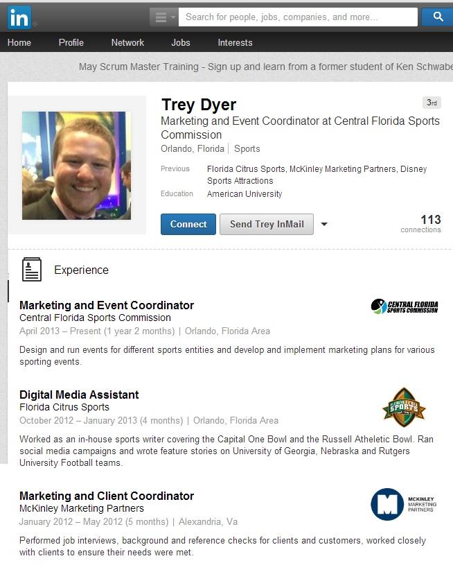 TreyDyer_LinkedIn_Profile