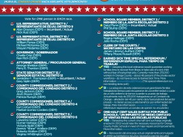 2014 Orange County Democrats Voter Guide