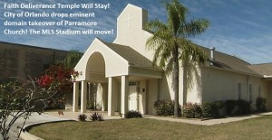 faith deliverance temple parramore 2