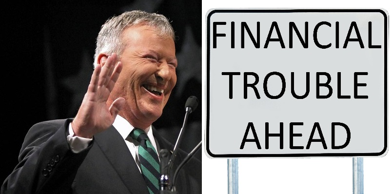 Orlando Mayor Buddy Dyer Financial Trouble