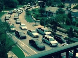 College Park traffic 1