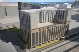 Hyatt Place rendering 1