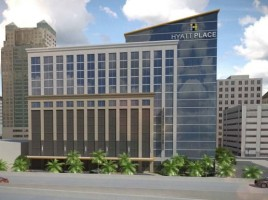 Hyatt Place rendering 3