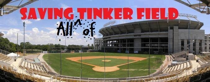 Save All of Tinker Field