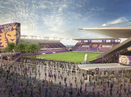 MLS Stadium update design
