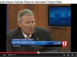 Tinker Demolition Moves Forward