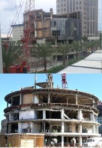Round Building Update
