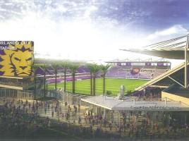 MLS Soccer Stadium update