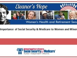 Feb 11th Social Security Medicare Smith Center event flyer 2