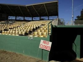 Tinker Field closed