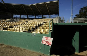 Tinker Field closed