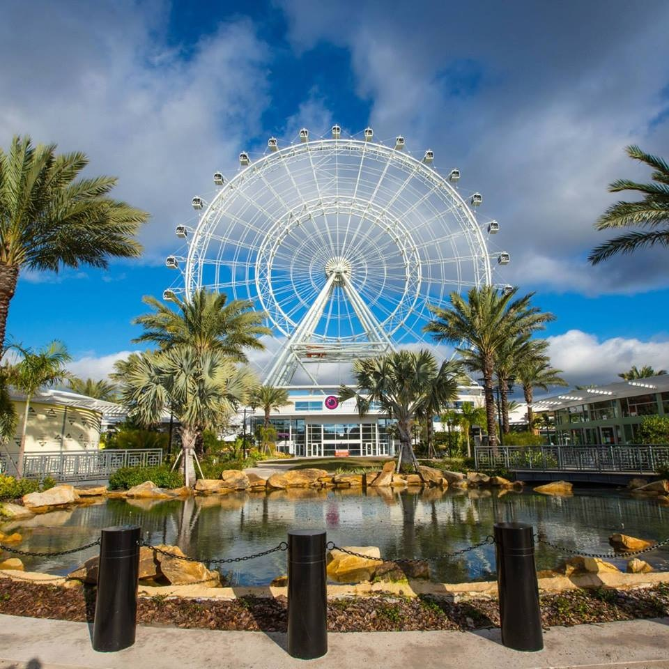 Places To Visit In Florida In April: I-Drive 360 Festivities Continue Ahead Of Orlando Eye