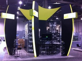 RECon Las Vegas DDB techmark booth