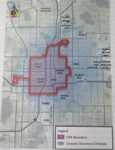 greater downtown map