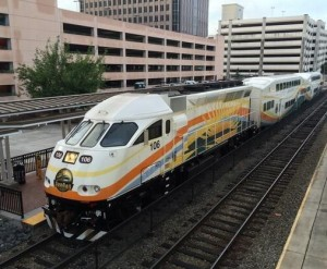 SunRail train 1