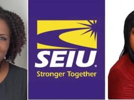 SEIU endorses LG AO
