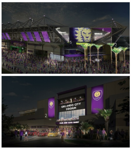Revised MLS renderings
