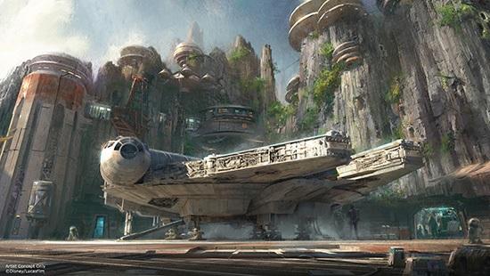 Star Wars Disney 1