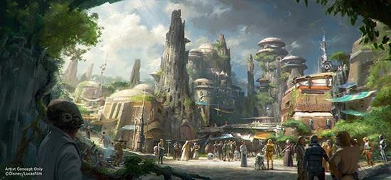 Star Wars Disney 2