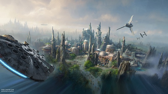 Star Wars Disney 3