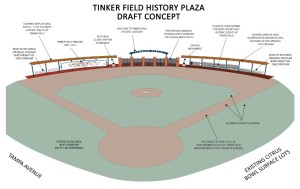 Tinker Field Draft Concept