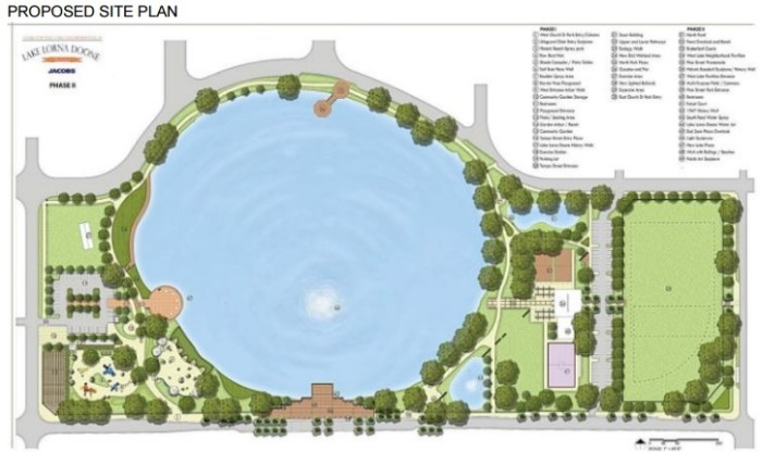 Lake Lorna Doone Park Proposal